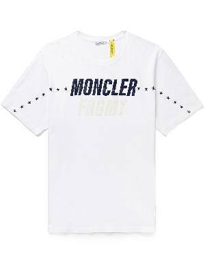 Moncler Genius - 7 Moncler Fragment Printed Cotton-Jersey T-Shirt