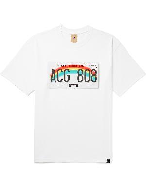 Nike - NRG ACG Printed Jersey T-Shirt