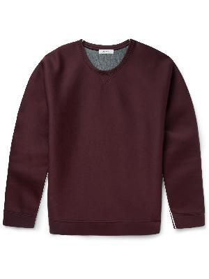 VALENTINO - Bonded Jersey Sweatshirt