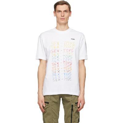 032c White Die Todliche Doris Edition Sex Toys T-Shirt