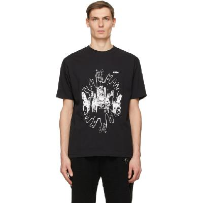 032c Black Die Todliche Doris Edition Amoeba T-Shirt