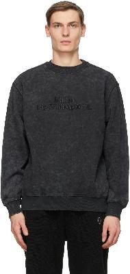 032c Grey Die Tödliche Doris Edition Embroidered Crewneck