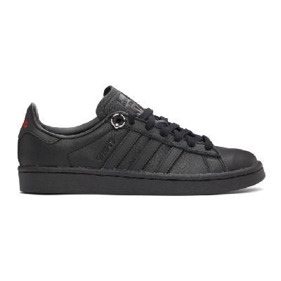 032c Black adidas Originals Edition Campus Prince Albert Sneakers