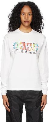 032c White System Long Sleeve T-Shirt