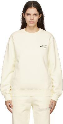 032c Off-White Glow-In-The-Dark Sweatshirt