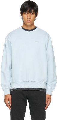 032c Blue Heat Sensitive Système de la Mode Sweatshirt