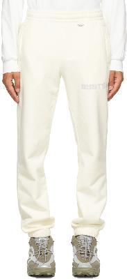 032c Off-White Glow-In-The-Dark 'Système de la Mode' Lounge Pants