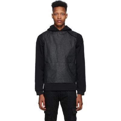 1017 ALYX 9SM Black Cotton Crisp Vest