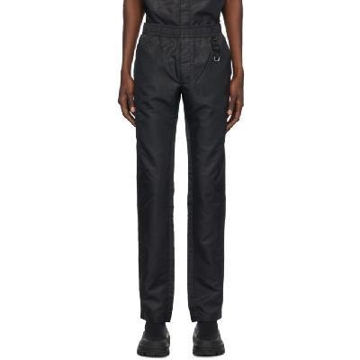 1017 ALYX 9SM Black Suit Trousers