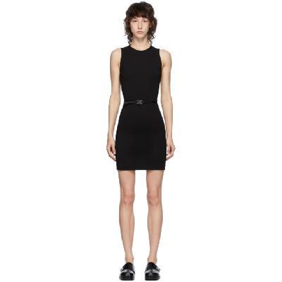 1017 ALYX 9SM Black Jersey Buckle Dress