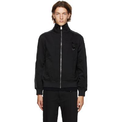 1017 ALYX 9SM Black Track Top-1 Jacket
