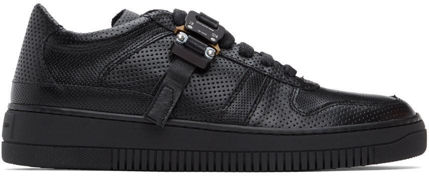 1017 ALYX 9SM Black Buckle Sneakers