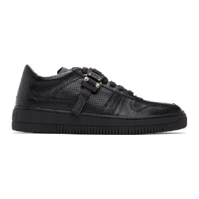 1017 ALYX 9SM Black Buckle Sneakers