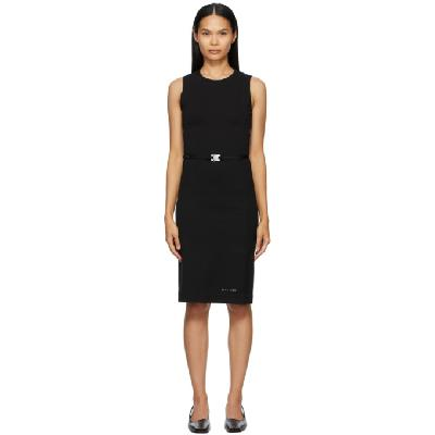 1017 ALYX 9SM Black Belted Tank Dress