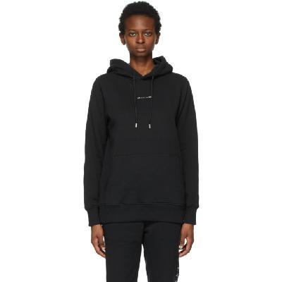 1017 ALYX 9SM Black Visual Hoodie