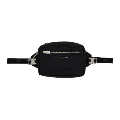 1017 ALYX 9SM Black Re-Nylon Fuoripista Belt Bag