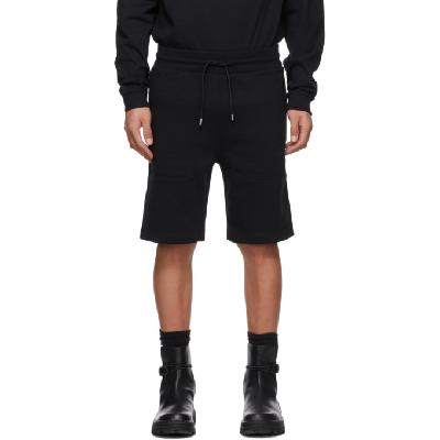 1017 ALYX 9SM Black Sweatpant Shorts