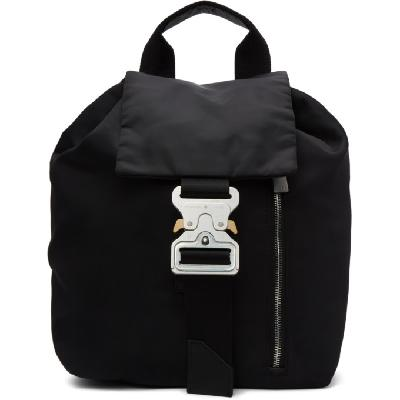 1017 ALYX 9SM Black Tank Backpack