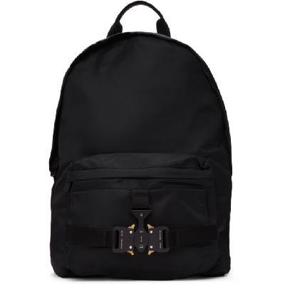 1017 ALYX 9SM Black Re-Nylon Tricon Backpack