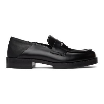 1017 ALYX 9SM Black Slip-On Loafers