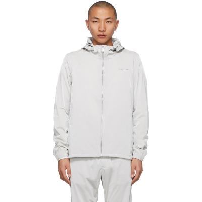 1017 ALYX 9SM Grey Nightrider Shell Jacket