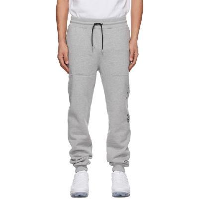 1017 ALYX 9SM Grey Visual Lounge Pants