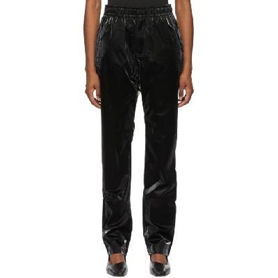 1017 ALYX 9SM Black Nightrider Lounge Pants