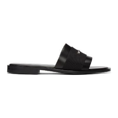1017 ALYX 9SM Black Logo Sandals