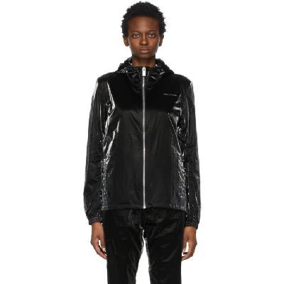 1017 ALYX 9SM Black Nightrider Shell Jacket