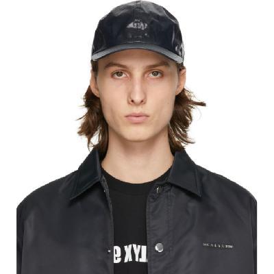 1017 ALYX 9SM Black Buckle Cap