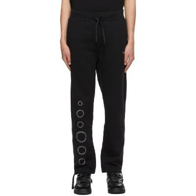 1017 ALYX 9SM Black Cube Chain Lounge Pants
