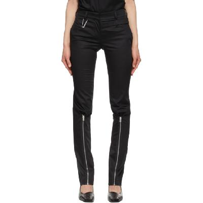 1017 ALYX 9SM Black Punk Trousers