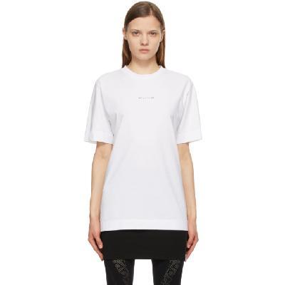 1017 ALYX 9SM White 'Change Of Heart' T-Shirt