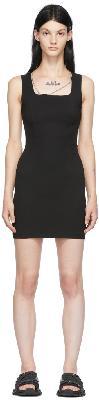 1017 ALYX 9SM Black Chain Collar Dress