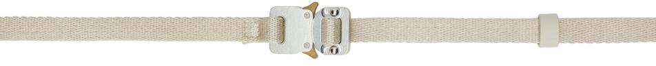 1017 ALYX 9SM Tan Small Rollercoaster Belt