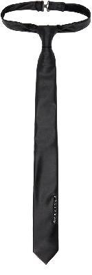 1017 ALYX 9SM Black Logo Tie