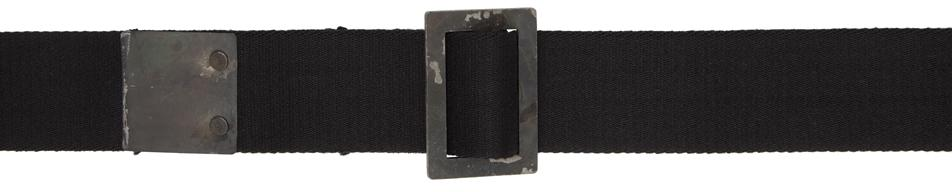 1017 ALYX 9SM Black Rollercoaster Belt
