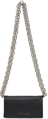 1017 ALYX 9SM Black Giulia Chain Clutch