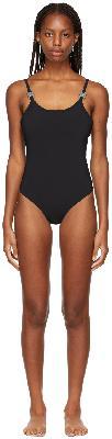 1017 ALYX 9SM Black Susyn One-Piece Swimsuit