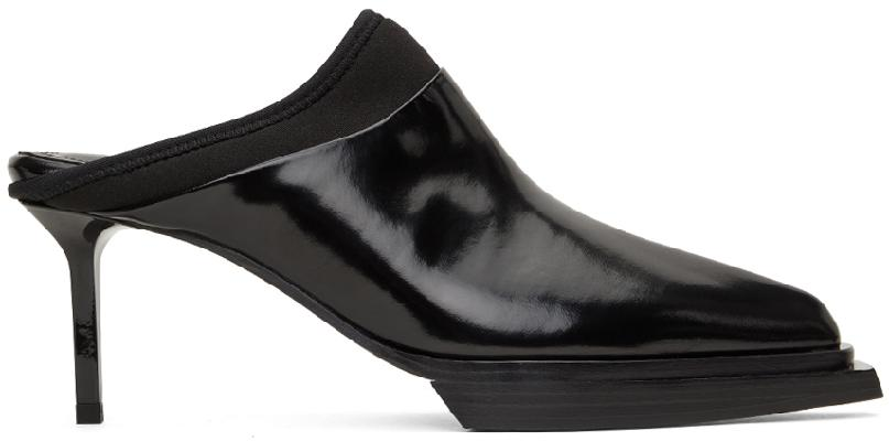 1017 ALYX 9SM Black Dagger Heels