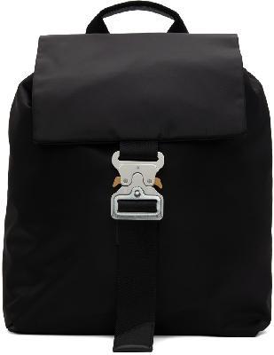 1017 ALYX 9SM Black Oversize Tank Backpack