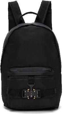 1017 ALYX 9SM Black Tricon Backpack