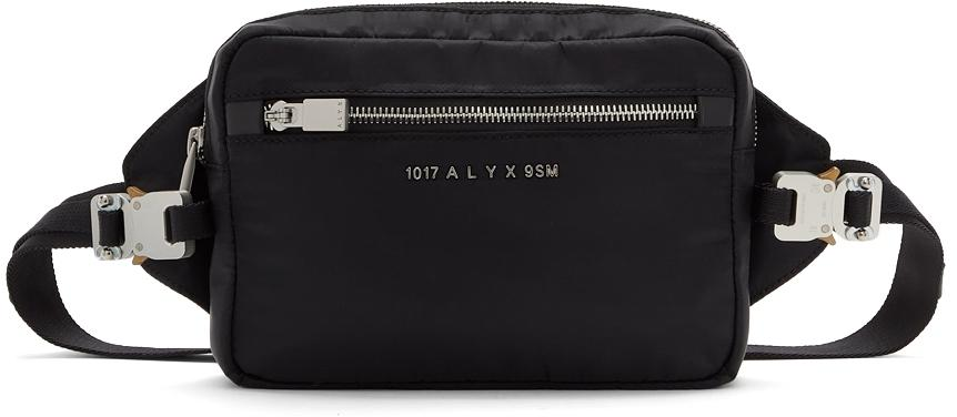 1017 ALYX 9SM Black Fuoripista Belt Bag