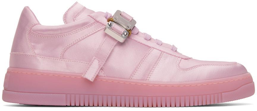 1017 ALYX 9SM Satin Buckle Low Sneakers
