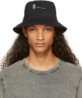 11 by Boris Bidjan Saberi Black New Era Edition Gore-Tex Bucket Hat