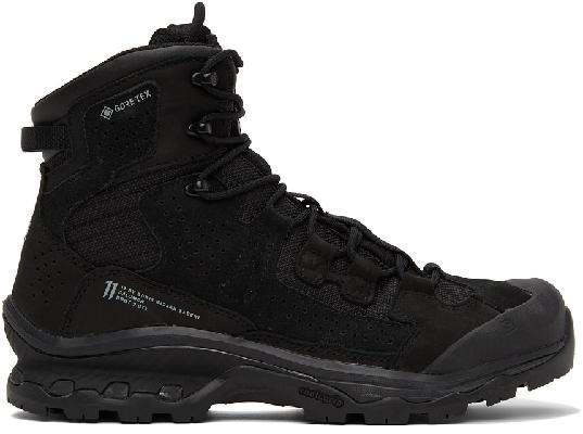 11 by Boris Bidjan Saberi Black Salomon Edition Boot2 GTX Boots