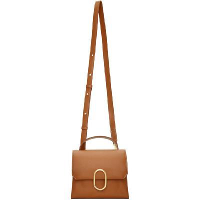 3.1 Phillip Lim Tan Mini Alix Top Handle Bag
