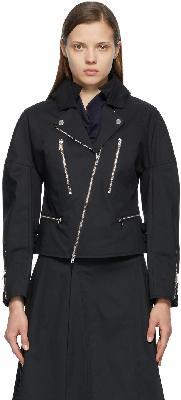 3.1 Phillip Lim Black Biker Jacket