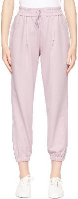 3.1 Phillip Lim Purple Drawstring Lounge Pants