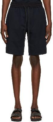 3.1 Phillip Lim Navy Jersey Boxer Shorts